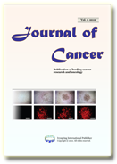 Journal of Cancer cover