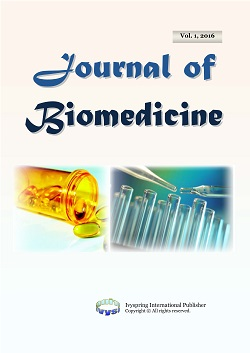 Journal of Biomedicine  cover